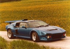 de tomaso pantera I have been looking for a picture of this exact Pantera for a long time.