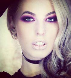 MUA: Anna Pro-Visage Model: Eliza Braniste Photo: Mytouche Peter