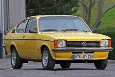 Opel Kadett C Coupé Berlinetta