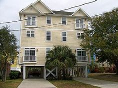I wish this was ocean front! Vacation rental in Carolina Beach from VacationRentals.com! #vacation #rental #travel