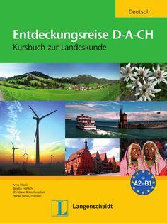 Entdeckungsreise D-A-CH 978-3-12-606380-7 Deutsch als Fremdsprache (DaF)