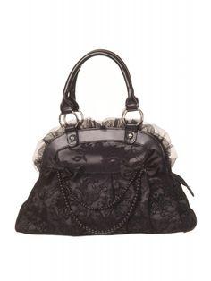 Banned Apparel Reinvention Bag Black/Black