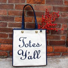 The only bag you'll ever need: the Totes Y'all Vanderbilt Tote