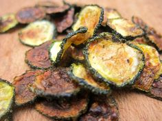 Recipe: Awesome Paleo Zucchini Chips