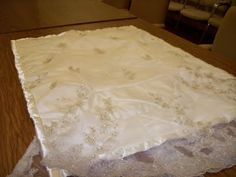 ...quilts by kate...wedding: Susie's Wedding Dress Quilt