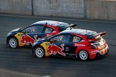 Canada-GP3R-Peugeot 208 WRX on track