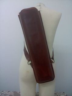 Handmade Quiver- Traditional Archery Quiver- limited edition. $250.00, via Etsy.