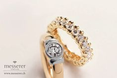 We create uniqe Jewelry.  Wedding rings - engagment rings - solitaire - alliance - diamond rings Bracelet Watch, Engagement, Bracelets, Rings, Accessories, Fashion, Wedding Ring, Handmade Jewelry, Moda
