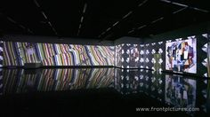 "Multimedia project ""Avant-garde – the Space of Colors and Forms"" is a new exciting multimedia exhibition by Front Pictures. It transfers the audience into the world of shining colors, bright geometry, and revolutionary forms of painting by such masters of avant-garde as Modigliani, Munch, Malevich, and others.  http://www.frontpictures.com"
