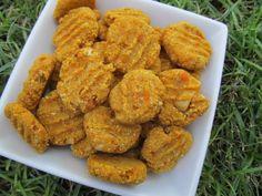 (wheat and dairy-free) chicken sweet potato carrot (doggydessertchef.com)