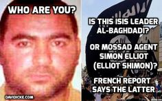 Dutch government official claims Islamic State militant group is 'Zionist plan'