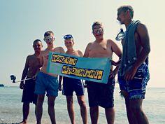Obóz IGRZYSKA ŻYCIA! Rejs statkiem #obóz #wakacje #Grecja #wycieczka