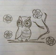 Owl Tattoo Design by MissTrose42 on DeviantArt