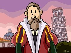 Galileo Facts For Kids | Cool Kid Facts