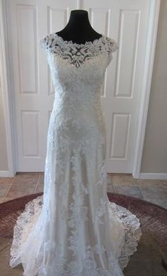 Maggie Sottero Francesca 4MS997: buy this dress for a fraction of the salon price on PreOwnedWeddingDresses.com