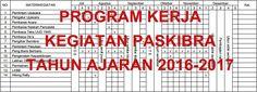 Download Contoh Program Kerja Kegiatan Ekstrakurikuler PASKIBRA Tingkat SMP dan SMA Tahun Ajaran 2016-2017 Format PDF