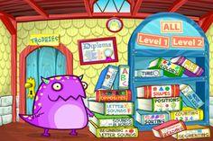App Shopper: Feed Me! (US English) – PencilBot Preschool (Education) Preschool Education, Preschool Classroom, Preschool Learning, Numbers Preschool, Free Preschool, Learning Games, Learning Centers, Shape Sort, Cross Curricular