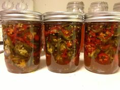 Cowboy Candy (Candied Jalapenos),