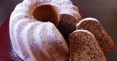 Jemná, mäkka, vláčna a voňavá záležitosť ku kávičke. Niekedy z tejto bábovky spravím hlavné jedlo, kde bábovku pokrájam na menšie ... Czech Recipes, Pound Cake, Doughnut, Sweet Recipes, Food And Drink, Bread, Cooking, Cakes, Coffee