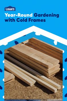 Learn how to build a DIY cold frame that lets you grow your garden projects and garden ideas, even in cooler parts of the United States. A cold frame garden uses energy from the sun to create a warmer environment for your plants.