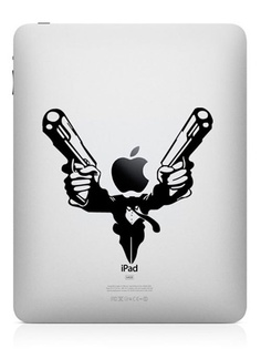 iPad Decal iPad Stickers iPad Decals Apple Decal for by taidecal ...