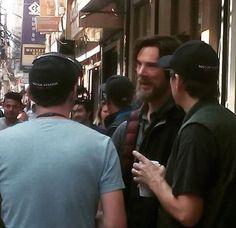 Doctor Strange – Nuove foto di un barbuto Benedict Cumberbatch dal Nepal