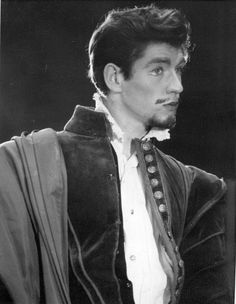 Ian McKellen as Count Claudio in Much Ado About Nothing,  Belgrade Theatre,  Coventry.