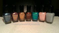 rainysunraynails: Zoya Nail Polish Sale Swatches  #swatches #zoyaswatches #nailpolish #sale