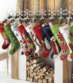 36 unique christmas stockings