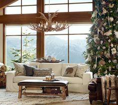 Rustic Lodge Christmas  http://rstyle.me/n/duasnpdpe