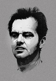 McMurphy (One Flew Over the Cuckoo's Nest) by Joey-Zero