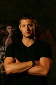 Jensen Ackles......maybe Elliot.
