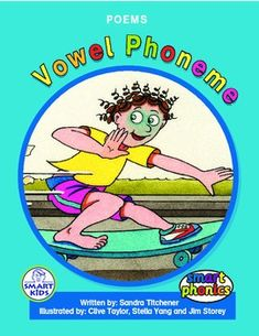 Ideal for shared reading these beautifully illustrated read-along poems have a high degree of repetition above and beyond high frequency words, allowing children to develop and extend their vocabulary and general knowledge. Each vowel grapheme / sound  has a separate poem.