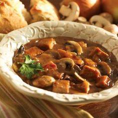 Maple Sage Pork Stew from Pillsbury™ Baking