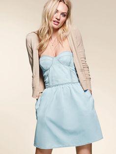The Corset Dress - Victoria's Secret