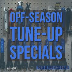 How's the time to get your bike in for some service and save big bucks. You'll save between $50-$100 on our tune-up services! Offers must be purchased before the new year and redeemed before February 15th. They make great gifts for the holidays. Link in bio! ... ... ... ... ... ... ... ... ... ... ... #tuneup #biketune #bikeshop #christmasgifts #xmas #carytown #richmond #rva #parktool #biketools Park Tool, Bike Tools, The 100, February, Bicycle, Xmas, Posts, Holidays, Big