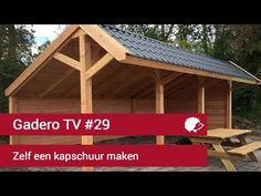 Houten Kapschuur te koop Douglas Kapschuren luxe houtbouw