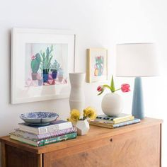 How To Style A Credenza
