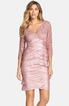 Long Adrianna Papell Mother of the Bride Dresses  Adrianna Papell ...