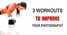 Consider applying these new workouts in your photography routine and you will improve your skills and creativity.