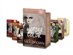 Amore Pacific ARITAUM Hair Dye Cream Wonder 6 Colors Khaki,Red,Orange,Brown3 #Aritaum