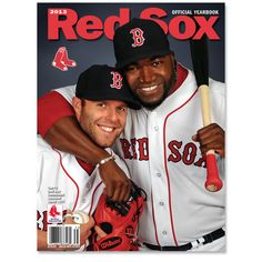 Red Sox 2013 Yearbook N1724 $10.00