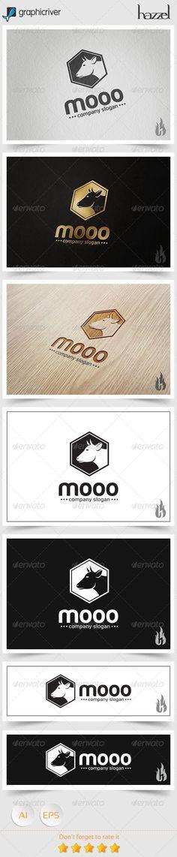 Mooo Logo — Vector EPS #modern #community • Available here → https://graphicriver.net/item/mooo-logo/8494556?ref=pxcr