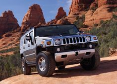 2008 Hummer H2  -  I'm sorry environment, but this is freakin' awesome too.  Also unpractical . .
