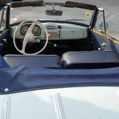 DKW F91 Interior #sonderklasse #dkw #cars #biler #carspotting