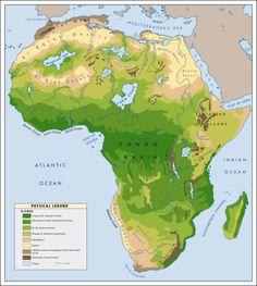 Alternate future: Seas of the Sahara