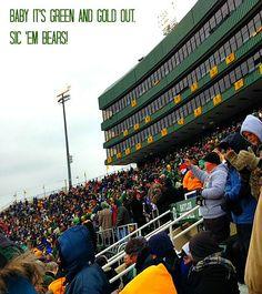 #CaseClosed! Floyd Casey Stadium, #Baylor University, Dec. 7, 2013