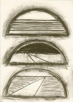 Basil Beattie » Janus Series » Drawing Biennial 2013 » Drawing Room World Calendar, Janus, Paintings I Love, Drawing Room, Art World, Journal Ideas, Basil, Contemporary Art, Drawings