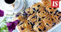 Tarun helppo bostonkakku valmistuu nopeasti. Muffin, Cookies, Baking, Breakfast, Desserts, Food, Party, Bread Making, Breakfast Cafe