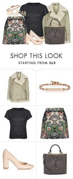 """""""Untitled #2274"""" by erinforde ❤ liked on Polyvore featuring Topshop, Hoorsenbuhs, Brixton, Chloé, Mulberry, women's clothing, women's fashion, women, female and woman"""